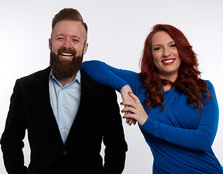Tracy and Scott who are orthodontic consultants at Straight Consulting