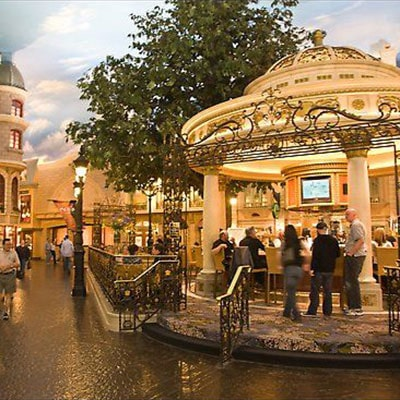 View of Paris Hotel and Casino